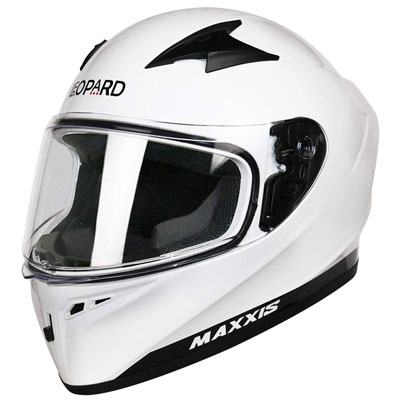 pintar un casco de moto blanco